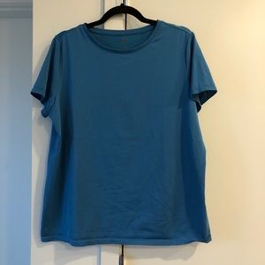 Uniqlo Athletic Boxy Fit Tee